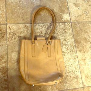 Leather Coach purse/handbag
